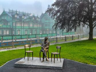 krynica-pomnik-boguslawa-kaczynskiego