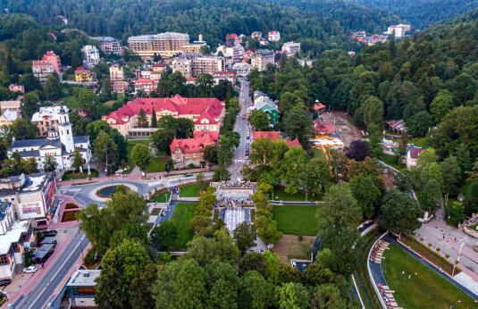 krynica-panorama-centrum