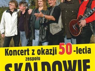 Skaldowie śpiewają nam już od 50 lat!