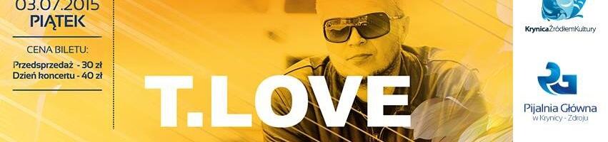 T.LOVE w Krynicy-Zdroju!