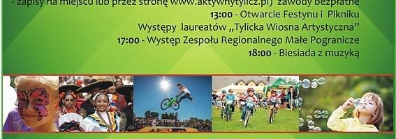 Festyn i Piknik w Tyliczu