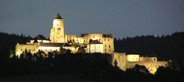 Zamek wStarej Lubowni 1