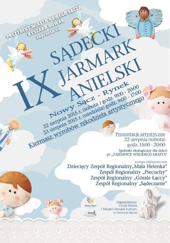 Sądecki Jarmark Anielski 1