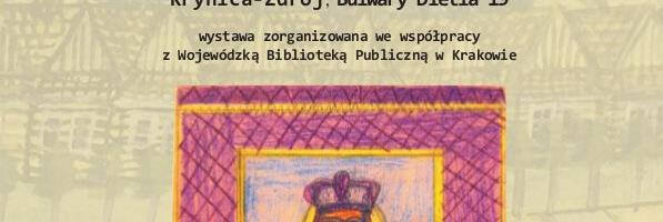 Harasymowicz u Nikifora-wystawa