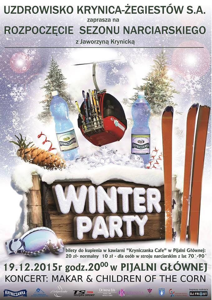 Rozpoczęcie sezonu narciarskiego!