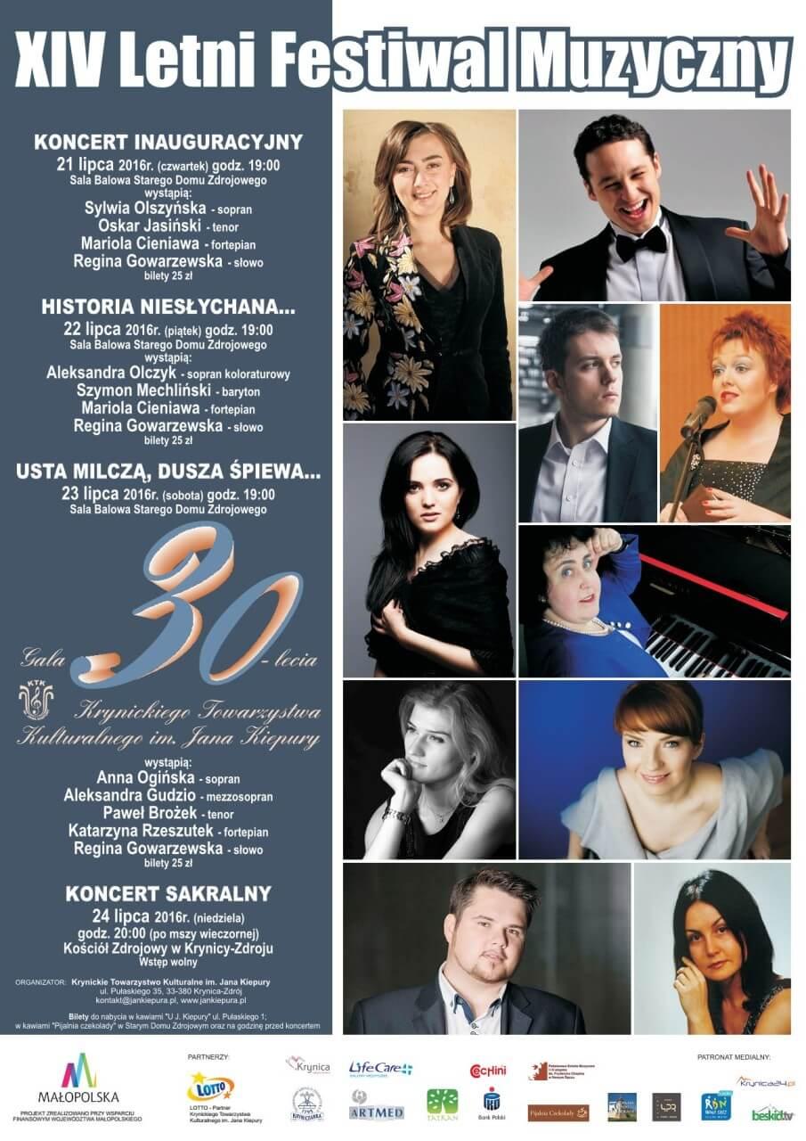 XIV Letni Festiwal Muzyczny